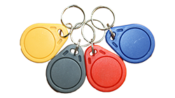 Брелки с RFID чипом