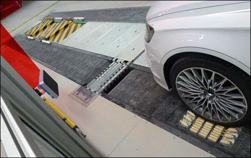 Audi и RFID метки