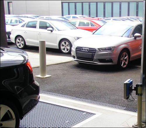 RFID метки в производстве авто
