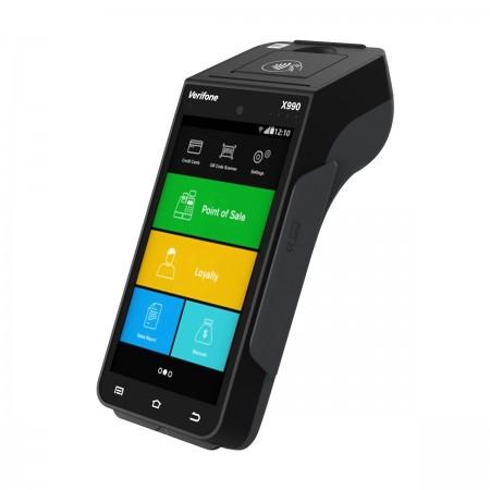 POS-терминал Verifone X990 мобильный