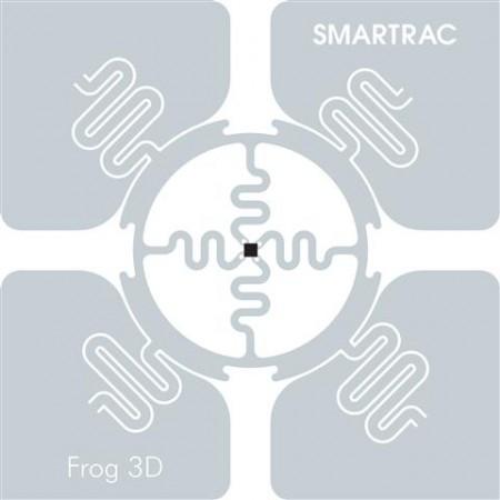 UHF метка Smartrac Frog wet inlay (прозрачная)