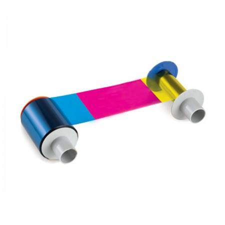 45453 Полноцветная лента YMCKO на 250 отпечатков Fargo