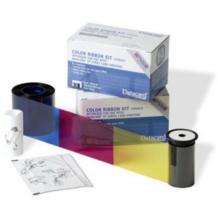 534000-003 Datacard лента для полноцветной печати YMCKT (к-во на 500 карт)