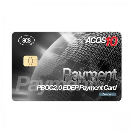 Смарт-карта ACS ACOS10/PBOC 2.0 EDEP