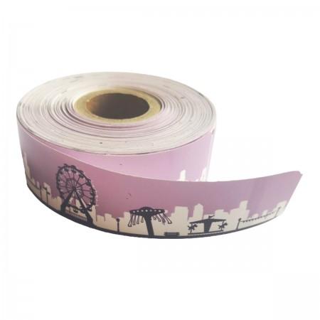 Браслет бумажный Duppon з чипом Fudan