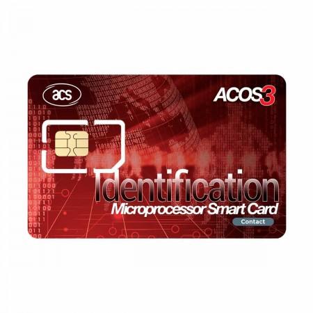 Смарт-карта ACS ACOS3 (Contact)