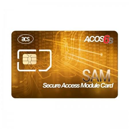 Смарт-карта ACS ACOS6-SAM