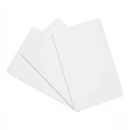 Пластиковая карта белая (без чипа)