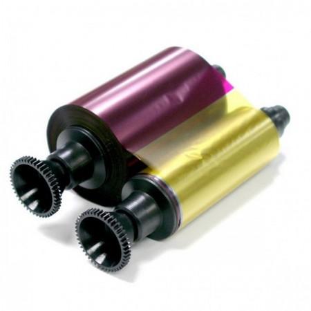 R3013 Evolis Лента для полноцветной печати 1/2 панели YMCKO (к-во на 400 карт)