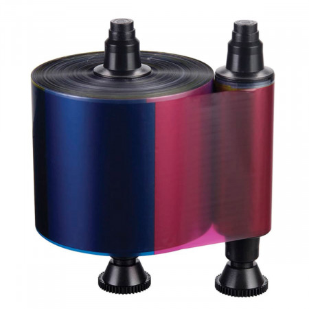 R3511 Evolis Лента для полноцветной печати YMCKO (к-во на 500 карт)