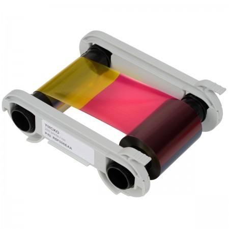 R5F001EAA Evolis Картридж для полноцветной печати YMCKO (к-во на 100 карт)