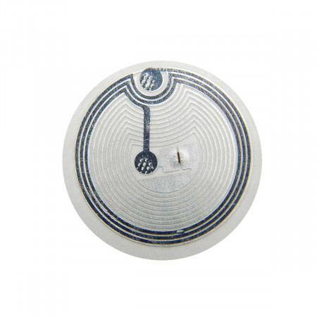 RFID метка с чипом iCode SL2 (25 мм, бумажная)