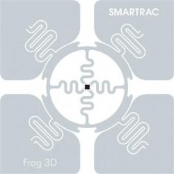 UHF метка Smartrac Frog wet inlay (прозрачная)