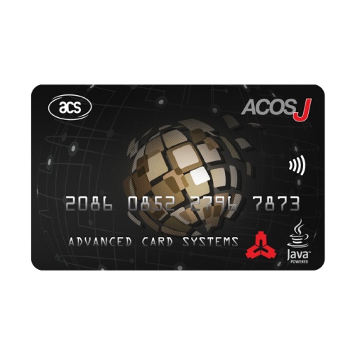 Смарт-карта  ACOSJ-P Card (Contactless)