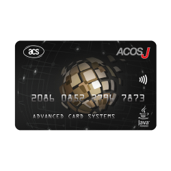 Смарт-карта ACOSJ Java Card (Contact)