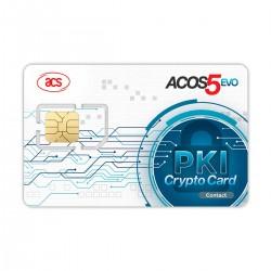 Смарт-карта ACS ACOS5-EVO 192K (Combi)