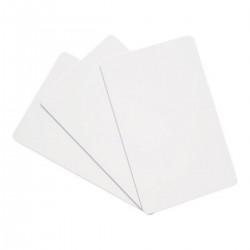 Пластиковая карта CAB-012 белая (без чипа)