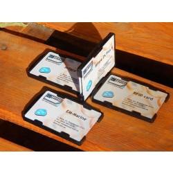 Пластиковый бейдж для смарт-карт