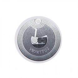 RFID метка S50 Mifare 1K (бумажная, клейкая, 25 мм)