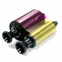 R3411 Evolis Лента для полноцветной печати YMCKO (к-во на 100 карт)