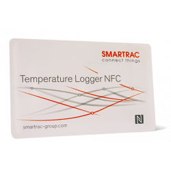 NFC метка Smartrac temperature logger