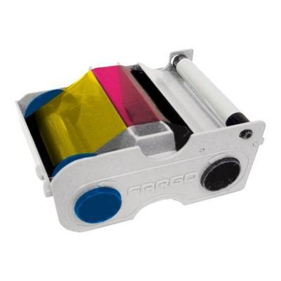 45452 Картридж полноцветный 250 отпечатков для Fargo C50