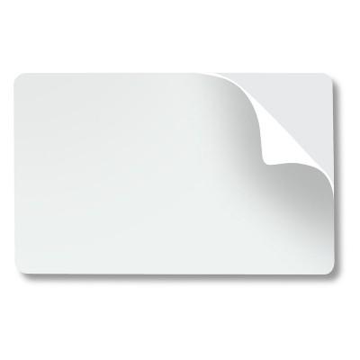 Карта-самоклейка пластиковая HID Ultracard 082267