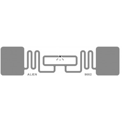 "UHF метка Alien ALN-9662 (AZ-9662) ""Short"" Higgs 3"