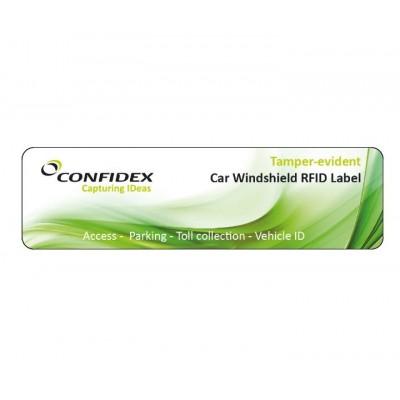 UHF метка Confidex Windshield Label