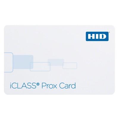 Бесконтактная карта HID iClass 2020 (Clamshell, 13,56 Мгц)