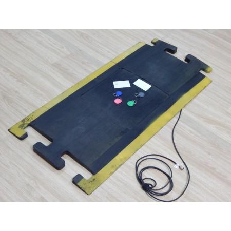 Антена Kraid WB-9118 (гумовий килимок UHF)