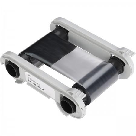 R2F010NAA Evolis 2-х панельна стрічка для чорно-білого друку KO (к-ть на 600 карт)