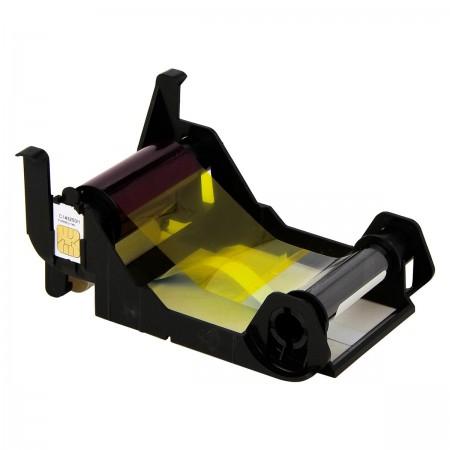 R3011 Evolis Стрічка для повноколірного друку YMCKO (к-ть на 200 карт)
