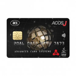 Смарт-карта ACOSJ Java Card (Combi)