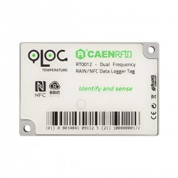 UHF мітка CaenRFID qLog Temperature RT0012