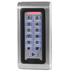 Metal waterproof Access Control System ACM 208 МF
