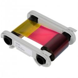 R5F002EAA Evolis Стрічка для повноколірного друку YMCKO (к-ть на 200 карт)