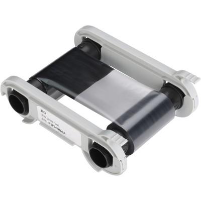 R2F009NAA Evolis 2-х панельна стрічка для чорно-білого друку KO (к-ть на 300 карт)