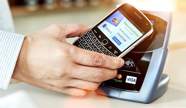 Когда появилась NFC