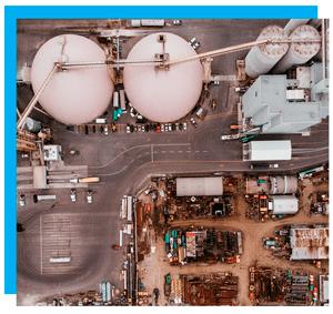 автоматизация на территории завода