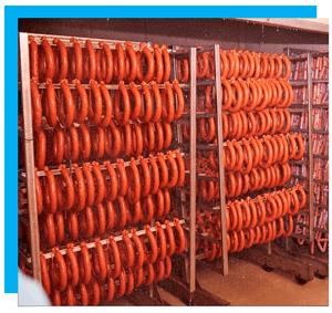 автоматизация процесса производства колбасных изделий